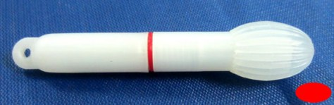 LED BULB STICK Ø4.5x46mm RED